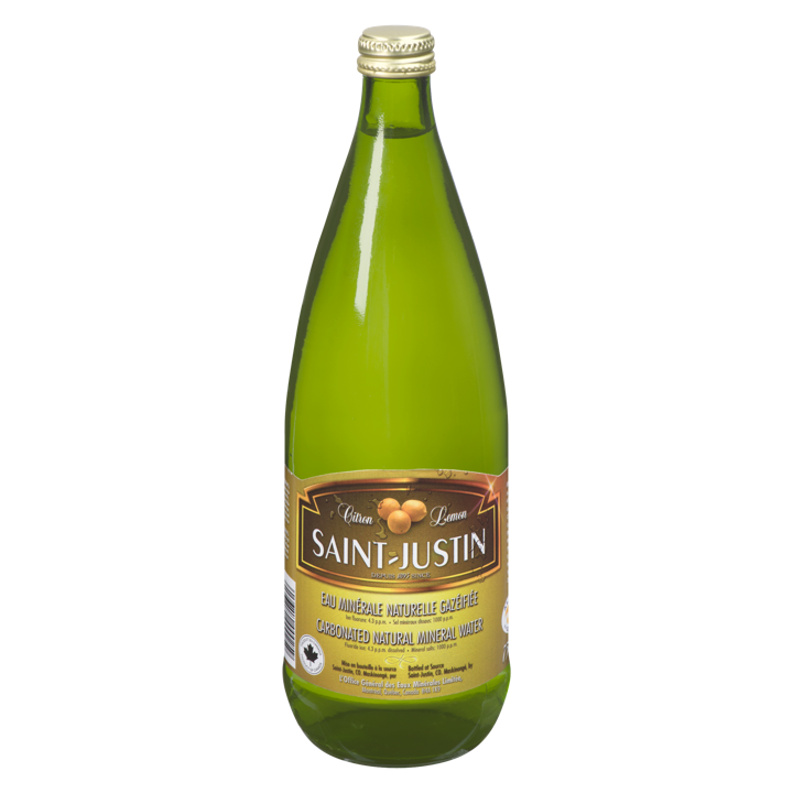 Mineral Water - Lemon - 750 ml