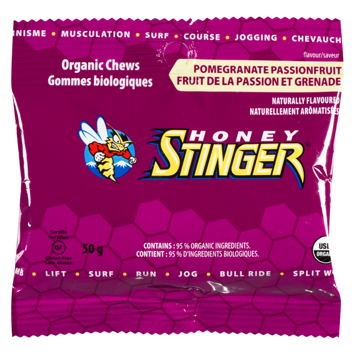 Energy Chews - Pomegranate Passionfruit - 50 g