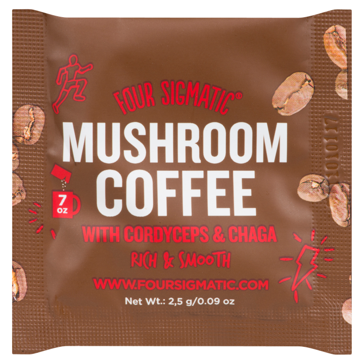 Mushroom Coffee with Cordyceps - 2.5 g